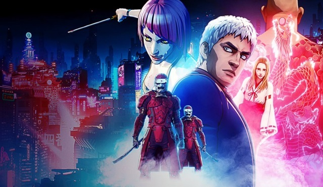 Altered Carbon'un anime filmi 19 Mart'ta Netflix'e geliyor