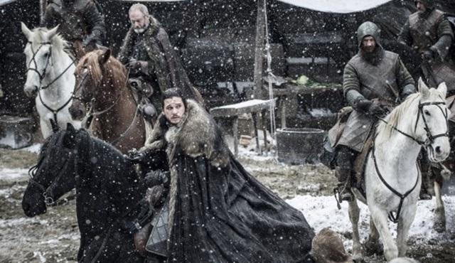 Game of Thrones: Kuzeydeki buzun esrarı