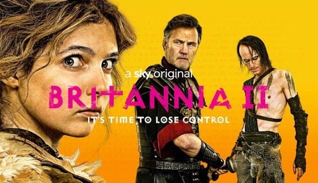 İngiliz dizileri Vera ve Britannia yeni sezon onaylarını aldı