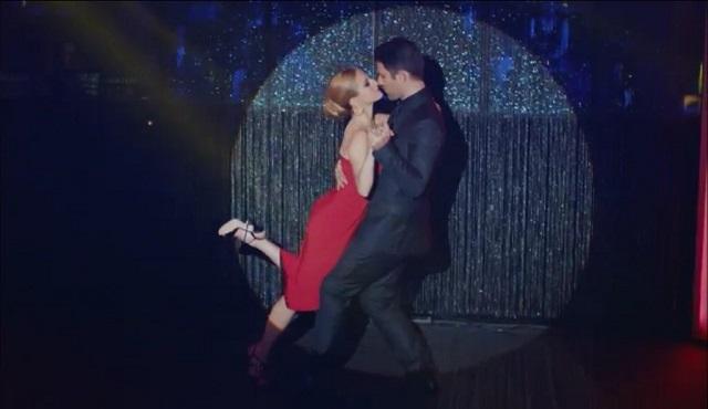 İlk tango!