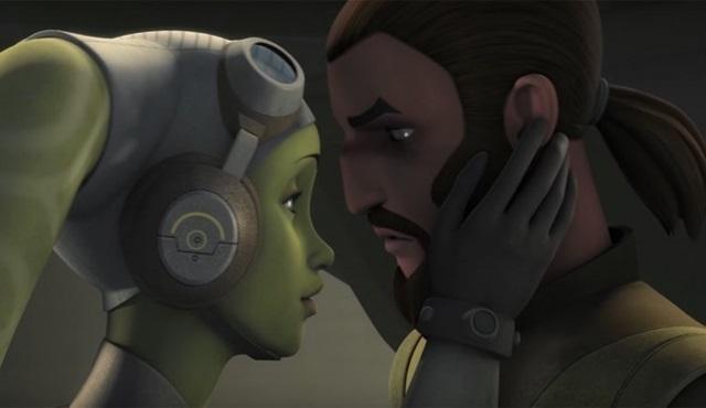 Star Wars Rebels dördüncü sezon sonunda ekrana veda edecek