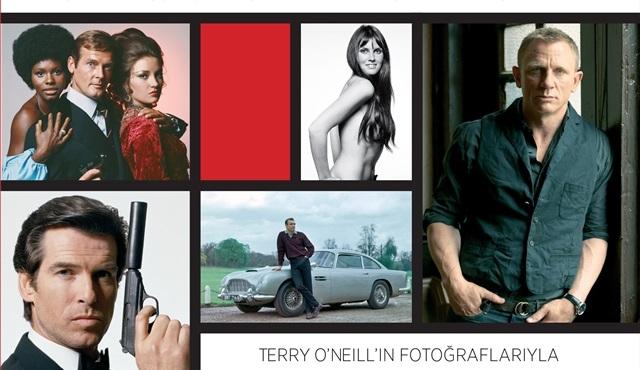 Tarihe tanıklık edecek fotoğraflarla Bond; James Bond!
