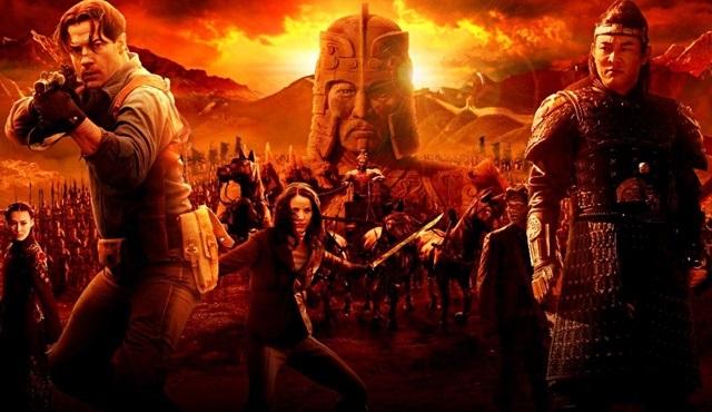 Mumya: Ejder İmparatoru'nun Mezarı filmi atv'de ekrana gelecek!
