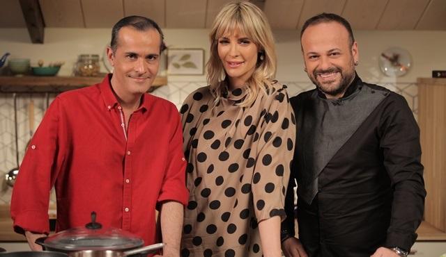 Memet Özer ile Mutfakta bu hafta Gül Gölge ve Aret Vartanyan'ı konuk edecek!