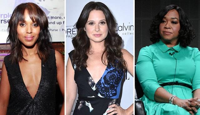 ShondaLand, Kerry Washington ve Katie Lowes'den ABC için yeni bir dizi geliyor