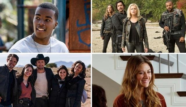 The CW kanalı dört dizisine daha yeni sezon onayı verdi