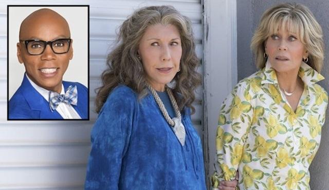 Grace and Frankie beşinci sezon onayını aldı