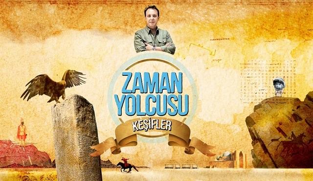 Ahmet Yeşiltepe ile Zaman Yolcusu – Keşifler, NTV'de ekrana gelecek!