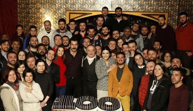 Kenan İmirzalıoğlu ve Bergüzar Korel: