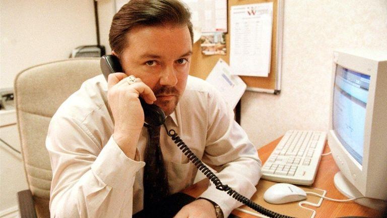 Ricky Gervais Netflix'e yeni bir dizi hazırlıyor