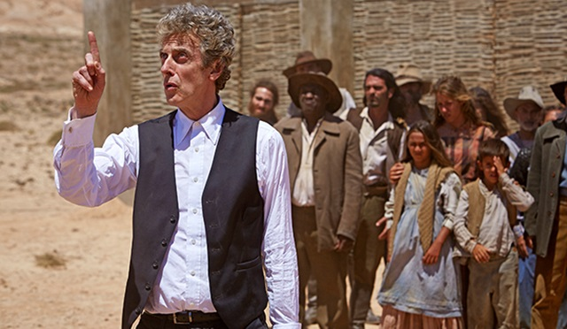 Steven Moffat, Doctor Who'nun 9. sezon finali hakkında konuştu