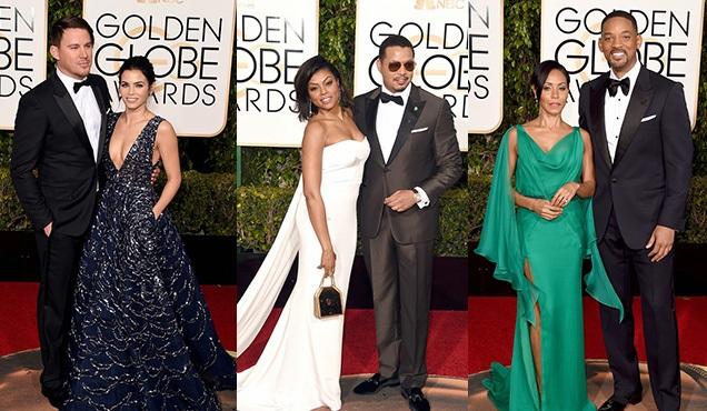 73. Altın Küre Ödülleri'nde hangi ünlü ne giydi?
