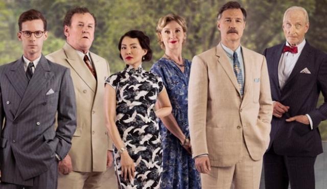 ITV'nin yeni dizisi The Singapore Grip 13 Eylül'de başlıyor