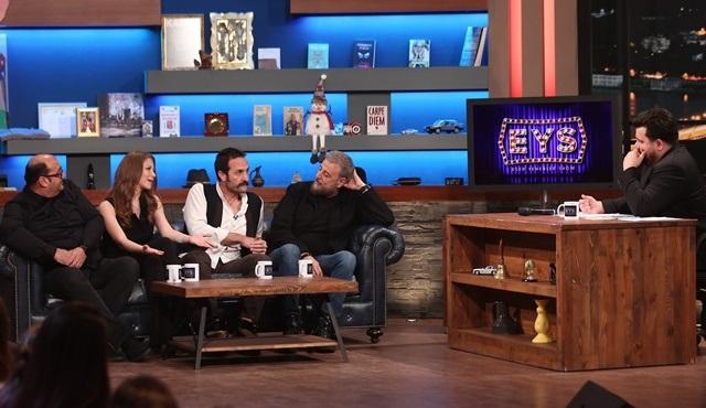 Eser Yenenler Show'a bu hafta Kırk Yalan filminin oyuncuları konuk oluyor!