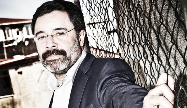 Ahmet Ümit'ten yeni kitabı
