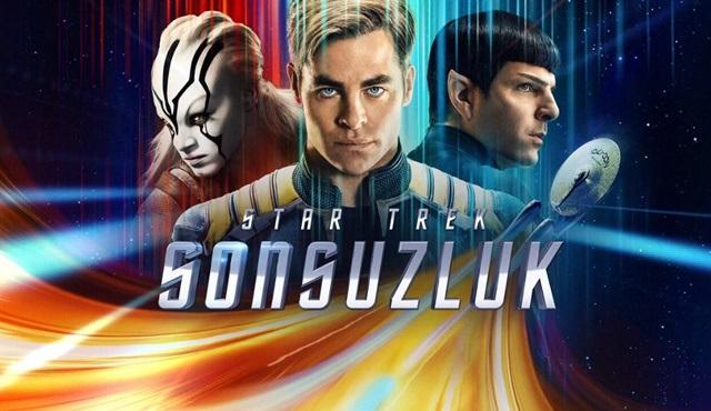 Star Trek Sonsuzluk filmi Kanal D'de ekrana gelecek!
