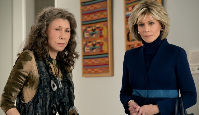 Grace and Frankie ve Star Trek: Discovery 18 Ocak'ta Netflix Türkiye'de!