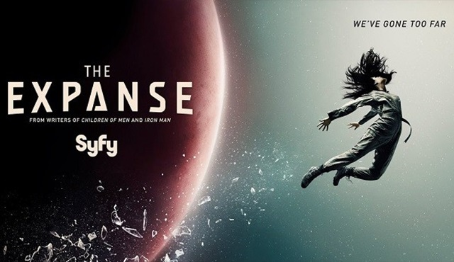 The Expanse, 3. sezon sonunda Syfy'a veda edecek