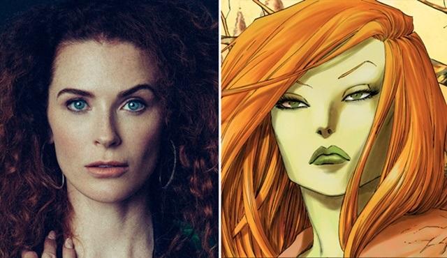 Batwoman'da Poison Ivy'yi canlandıracak isim belli oldu