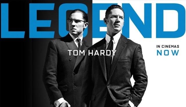 Tom Hardy'nin iki karaktere birden hayat verdiği Legend şimdi BluTV'de!
