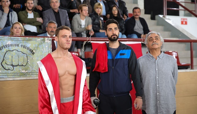Bu Şehir Arkadan Gelecek'te Ali, şampiyonluk maçına çıkıyor!