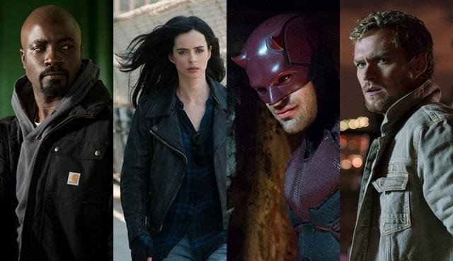 Netflix'in yeni dizisi Marvel's The Defenders'ın final fragmanı yayınlandı