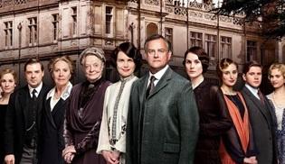 Downton Abbey'in filminin vizyon tarihi belli oldu