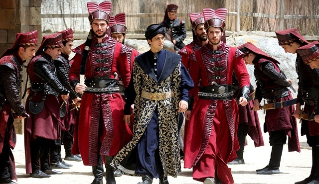 Magnificent Century: Kösem   The empire has a new Sultan