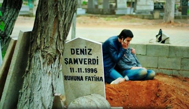 Mezar taşıyla tamamlanan bir cümledir insan!