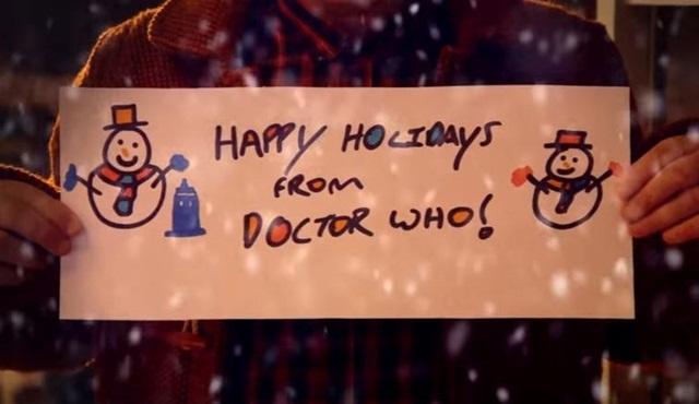 Doctor Who'nun Noel Özel bölümünden yeni haberler ve bir video geldi
