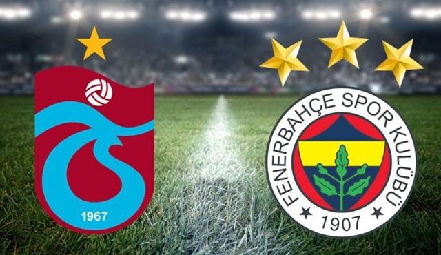 Trabzonspor – Fenerbahçe Ziraat Türkiye Kupası yarı final ilk maçı atv'de!