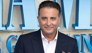 Andy Garcia yeni bir dizi projesiyle TV'ye geliyor: The Kenan Show