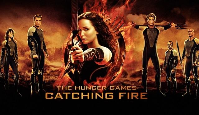 Açlık Oyunları serisinin 2. filmi Ateşi Yakalamak Star Tv'de!