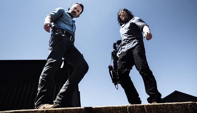 The Walking Dead, 8. sezonun yeni bölümleriyle FX'te ekrana gelecek!
