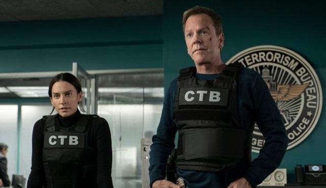 Kiefer Sutherland'li The Fugitive dizisi 3 Ağustos'ta Quibi'de başlıyor