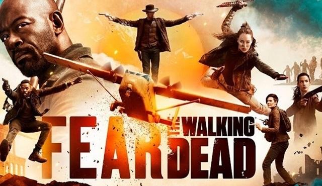 Fear the Walking Dead, altıncı sezonuyla 11 Ekim'de ekrana dönüyor