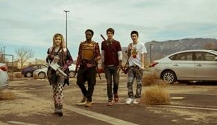 Netflix'in yeni zombi komedisi Daybreak 24 Ekim'de başlıyor