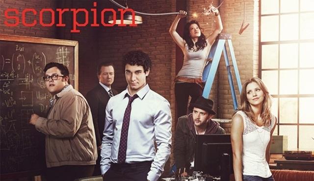 Scorpion 3. sezonu ile FOXCRIME ekranlarında