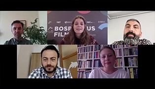 Bosphorus Film Lab, çevrimiçi etkinlikleriyle ilk günü tamamladı