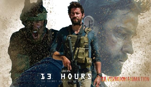 13 Saat: Bingazi'nin Gizli Askerleri filmi Tv'de ilk kez Star Tv'de ekrana gelecek!