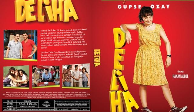 ''Deliha'' şimdi de DVD'de güldürecek!