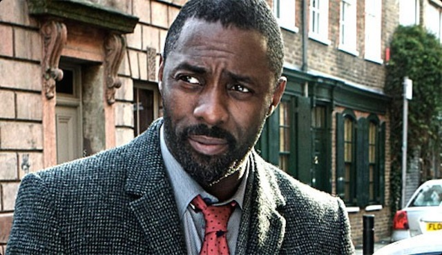 Idris Elba'sız Luther?