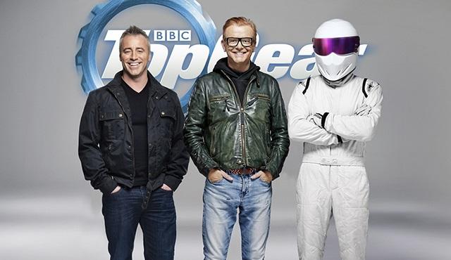 Top Gear'ın yeni sunucusu Matt LeBlanc!