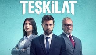 Teşkilat dizisi ilk bölümüyle TRT 1'de ekrana gelecek!