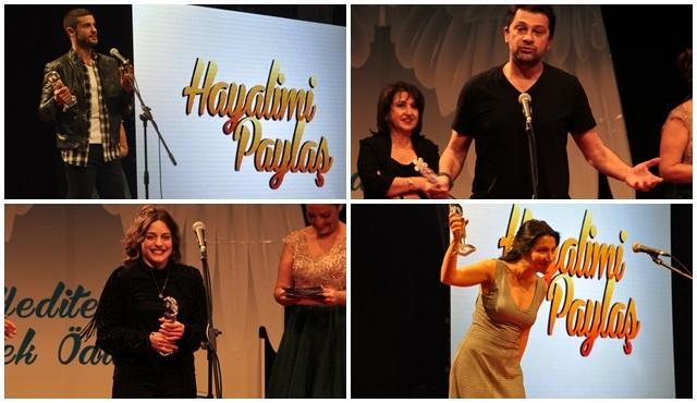 Show Tv'ye Yeditepe Üniversitesi'nden 4 ödül birden!