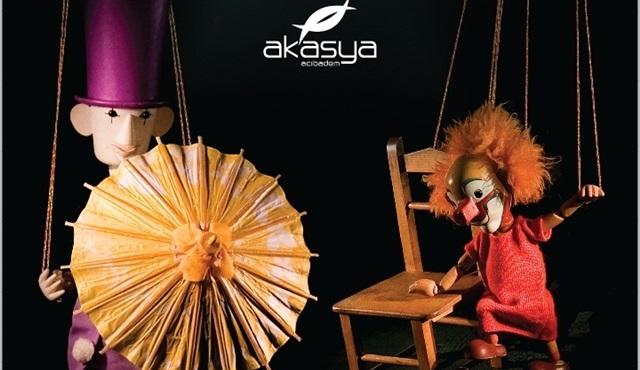 Akasya Acıbadem'de Kukla Tiyatrosu Festivali başlıyor!
