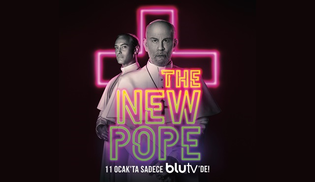The New Pope, 11 Ocak 2020'den itibaren sadece BluTV'de!