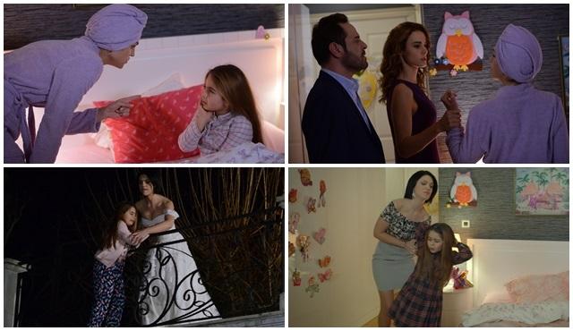 """""""Eve Dönüş"""" dizisinden çocuk şiddetine karşı tepki!"""