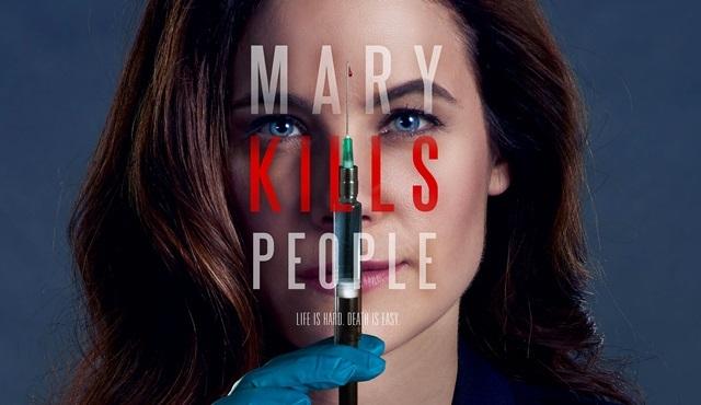 Mary Kills People: Bazen biri gelsin de öldürsün istersin