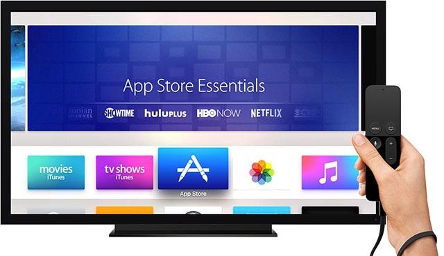 Apple dizi sektörüne de el atıyor